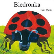 okładka Biedronka, Książka | Carle Eric