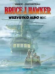 okładka Bruce J. Hawker  5  Wszystko albo nic, Książka | Vance W.