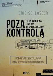 okładka Poza kontrolą, Książka | Schlosser Erick
