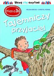 okładka Klasa 1b Tajemniczy przyjaciel, Książka | Bross Helena
