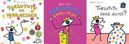 okładka 3 x TURLUTUTU Pakiet, Książka   Tullet Herve
