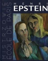 okładka Henri Epstein Ecole de Paris, Książka | Winiarski Artur