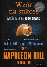 okładka Wzór na sukces Wyrób w sobie dobre nawyki, Książka  