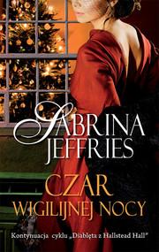 okładka Czar wigilijnej nocy, Książka | Jeffries Sabrina