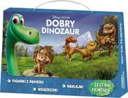 okładka Dobry dinozaur Zestaw filmowy. Książka | papier |