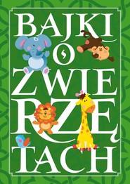okładka Bajki o zwierzętach, Książka |