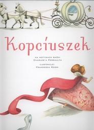 okładka Kopciuszek, Książka | Perrault Charles