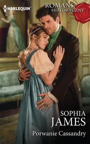okładka Porwanie Cassandry. Książka | papier | James Sophia