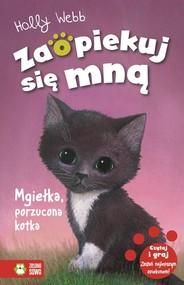 okładka Mgiełka porzucona kotka, Książka | Webb Holly