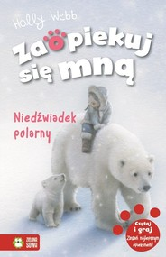 okładka Niedźwiadek polarny, Książka | Webb Holly