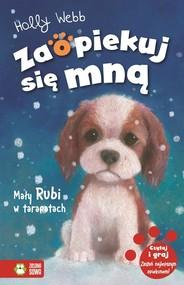 okładka Mały Rubi w tarapatach, Książka | Webb Holly