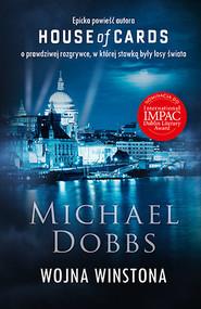 okładka Wojna Winstona. Książka | papier | Dobbs Michael