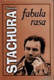 okładka Fabula rasa. Książka | papier | Stachura Edward