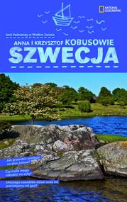 okładka Szwecja, Książka | Anna Kobus, Krzysztof Kobus