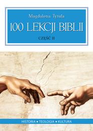 okładka 100 Lekcji Biblii Część II, Książka | Tytuła Magdalena