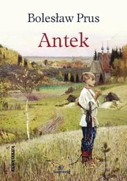 okładka Antek, Książka | Prus Bolesław