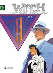 okładka Largo Winch Tom 4 wydanie zbiorcze, Książka | Philippe Franq, Hamme Jean Van