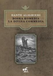 okładka Boska komedia/La divina commedia, Książka | Alighieri Dante