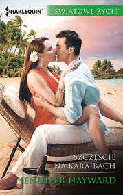okładka Szczęście na Karaibach. Książka | papier | Hayward Jennifer