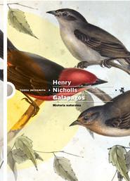 okładka Galapagos Historia naturalna, Książka | Nicholls Henry