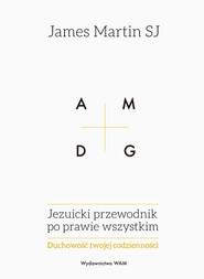 okładka Jezuicki przewodnik po prawie wszystkim Duchowość twojej codzienności, Książka | Martin James