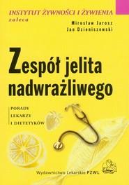 okładka Zespół jelita nadwrażliwego, Książka | Mirosław  Jarosz, Jan Dzieniszewski