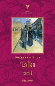 okładka Lalka Tom 1, Książka | Prus Bolesław