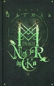 okładka Mitologia nordycka, Książka   Neil Gaiman