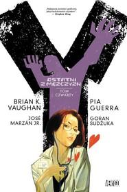 okładka Y - ostatni z mężczyzn Tom 4, Książka | Brian K. Vaughan