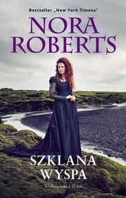 okładka Szklana wyspa. Książka   papier   Roberts Nora
