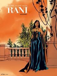 okładka Rani 4 Kochanka, Książka | Hamme Jean Van, Francis Valles