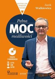 okładka Pełna MOC możliwości + CD, Książka | Walkiewicz Jacek