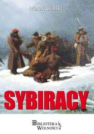 okładka Sybiracy, Książka | Skalski Marek