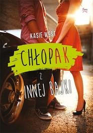 okładka Chłopak z innej bajki, Książka | West Kasie