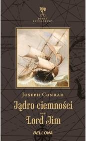 okładka Jądro ciemności Lord Jim. Książka | papier | Conrad Joseph