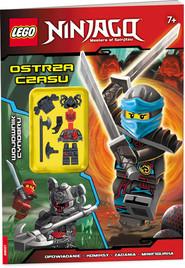 okładka Lego Ninjago Ostrza czasu LNC-12. Książka | papier | Opracowanie zbiorowe