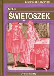 okładka Świętoszek Molier Lektura z opracowaniem, Książka |