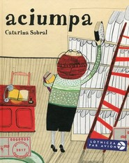 okładka Aciumpa. Książka | papier | Sobral Catarina