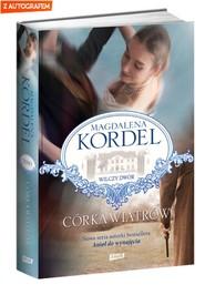 okładka Córka wiatrów, Książka   Kordel Magdalena