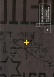 okładka Żółta gwiazda i czerwony krzyż, Książka | Mostowicz Arnold