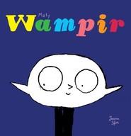 okładka Mały wampir, Książka | Sfar Joann