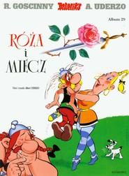 okładka Asteriks Róża i miecz 29, Książka | René Goscinny, Albert Uderzo