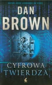 okładka Cyfrowa twierdza. Książka   papier   Brown Dan