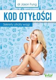 okładka Kod otyłości, Książka | Jason Fung