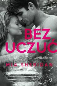 okładka Bez uczuć, Książka | Sheridan Mia