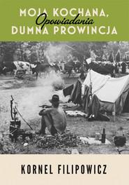 okładka Moja kochana dumna prowincja. Książka | papier | Filipowicz Kornel