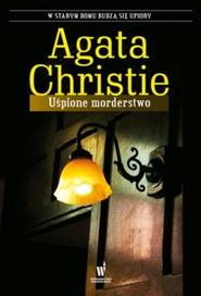 okładka Uśpione morderstwo. Książka   papier   Christie Agata