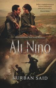 okładka Ali i Nino. Książka | papier | Said Kurban