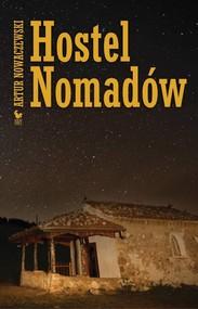 okładka Hostel Nomadów, Książka | Nowaczewski Artur