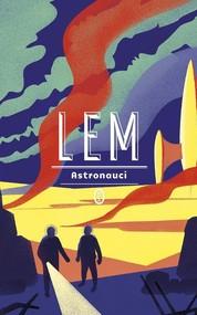 okładka Astronauci, Książka | Lem Stanisław